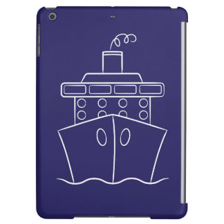 Cruise ship cover for iPad air