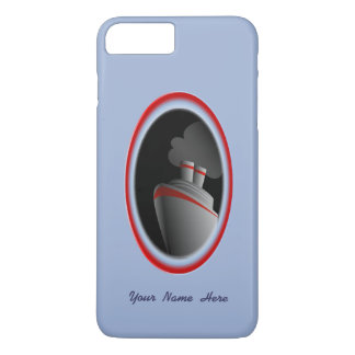 Cruise Ship Crazy Personalized iPhone 7 Plus Case