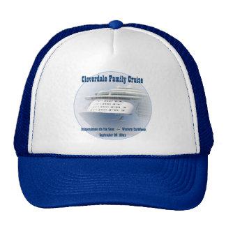 Cruise Ship Custom Trucker Hat