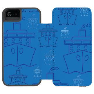 Cruise ship incipio watson™ iPhone 5 wallet case