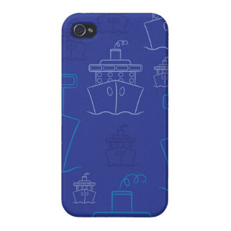 Cruise ship iPhone 4/4S covers