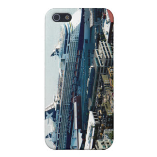 Cruise Ship iPhone 5 Case