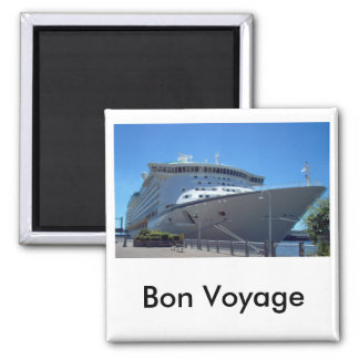Cruise Ship Magnet