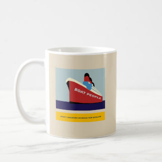 CRUISE SHIP  PORT CHALMERS DUNEDIN NEW ZEALAND COFFEE MUG