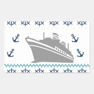 Cruise Ships Sticker