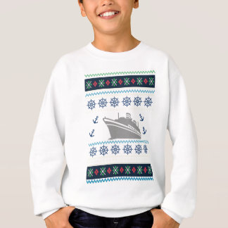 Cruise Ships Sweatshirt