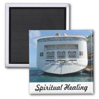 Cruise Spirit Magnet