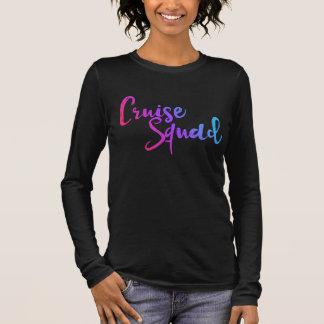 cruise squad long sleeve T-Shirt