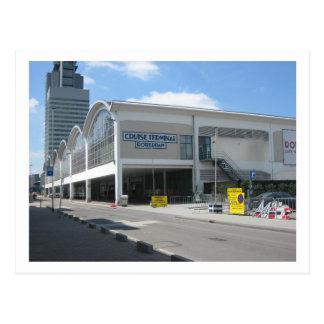 Cruise terminal Rotterdam Postcard