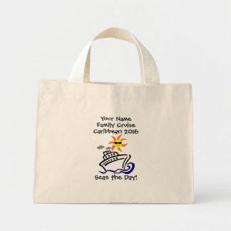 Cruise Tiny Tote Bag - Seas the Day!