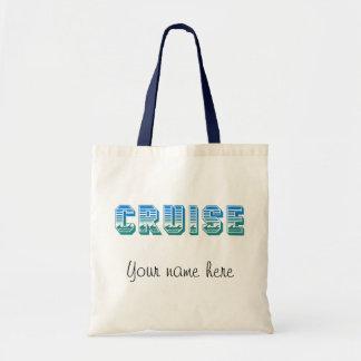 Cruise Tote Bag