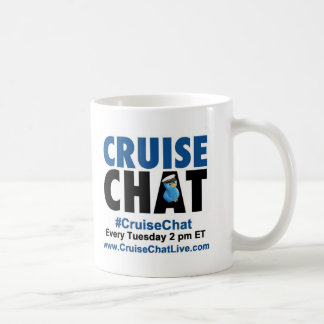 #CruiseChat Coffee Mug