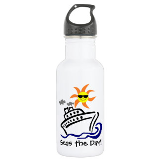 Cruised Themed Water Bottle 18oz