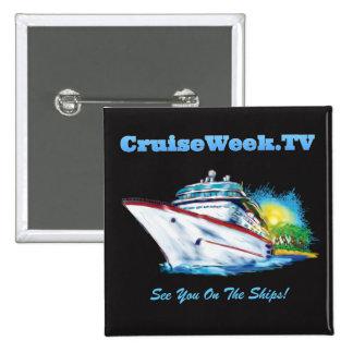 CruiseWeek.TV Pin