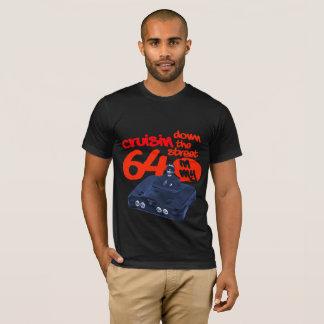 Cruisin down the street in my 64 T-Shirt