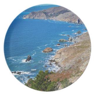 Cruisin The Coast Plate