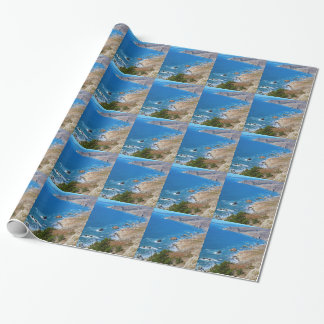 Cruisin The Coast Wrapping Paper