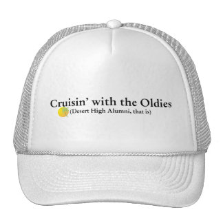 Cruisin' with the Oldies Mesh Hats