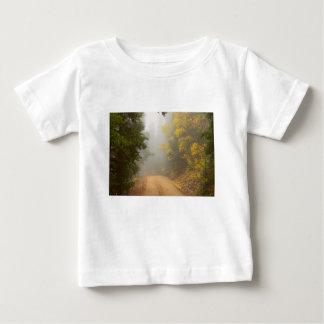 Cruising Into Autumn Fog Baby T-Shirt