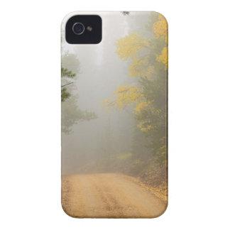 Cruising Into Autumn Fog Case-Mate iPhone 4 Cases