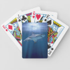 Cruising Shark Bicycle Playing Cards