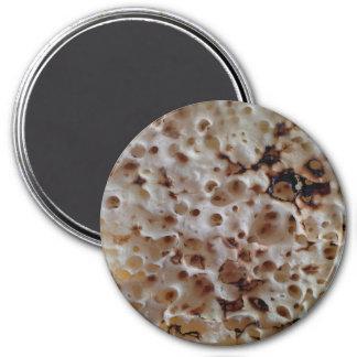 Crumpet novelty fridge magnet