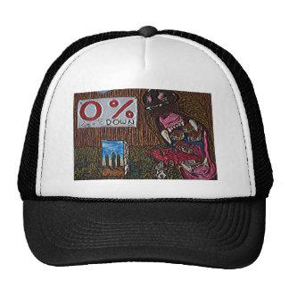 CRUNCH TRUCKER HAT