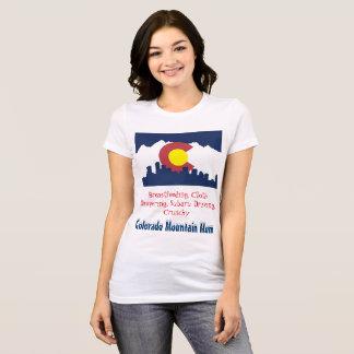 Crunchy Colorado Mom T-Shirt