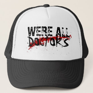 Crunk - Flatbill trucker hat