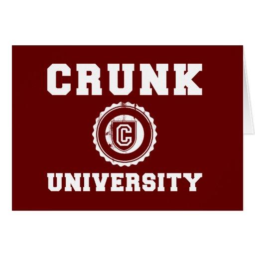 crunk university cards