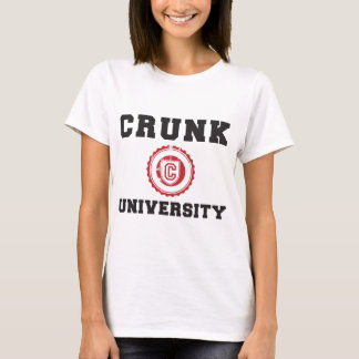 crunk university hyphy movement T-Shirt