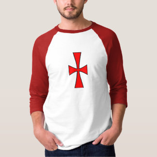 Crusader customizable T shirt