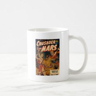 Crusader from Mars Coffee Mug