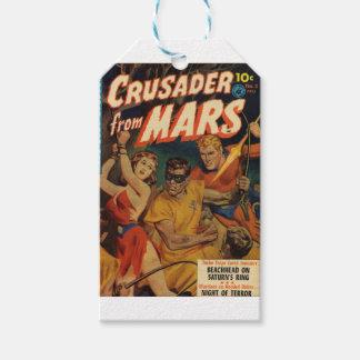 Crusader from Mars Gift Tags