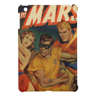 Crusader from Mars iPad Mini Covers