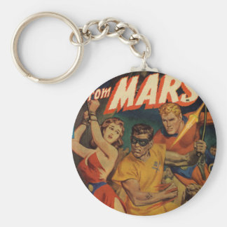 Crusader from Mars Keychain