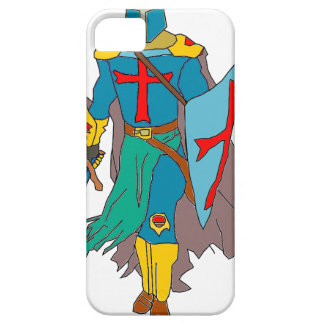 Crusader iPhone 5 Cases