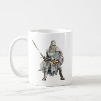 Crusader Knight Classic Mug