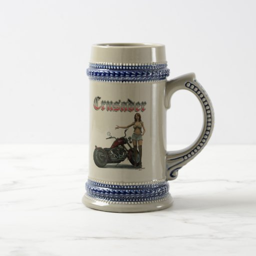 Crusader Coffee Mugs