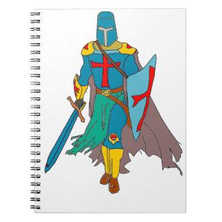 Crusader Notebook