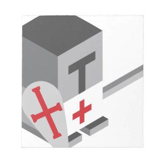Crusader Notepad