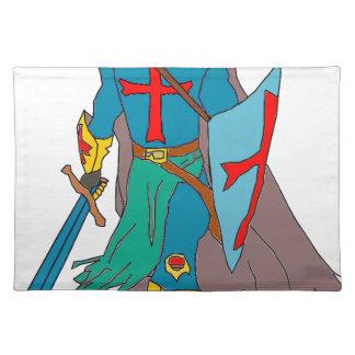 Crusader Placemat