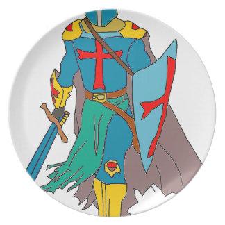 Crusader Plate