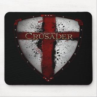 Crusader Shield - mouse mat Mouse Pad