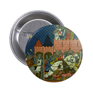 Crusaders 2 Inch Round Button