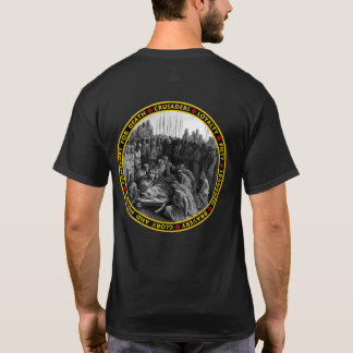 Crusaders Death of Baldwin Seal Shirt