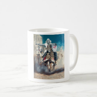 Crusaders ride Classic Mug