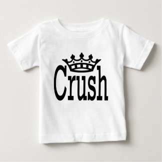 Crush (black) baby T-Shirt