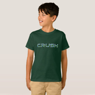 Crush boy's t-shirt