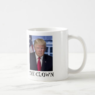 CRUSTY THE CLOWN COFFEE MUG